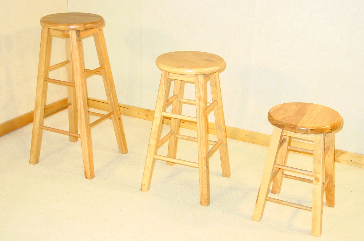 Very Impressive portraiture of Piston Style Bar Stool Natural Wood. Second sun.co with #BC790F color and 1229x816 pixels
