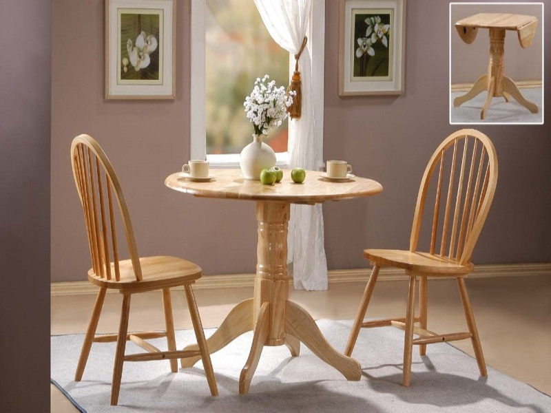 Madison Drop Leaf Table & 2 Chairs