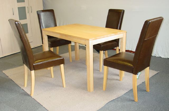 Vogue Small Table & 4 Chairs