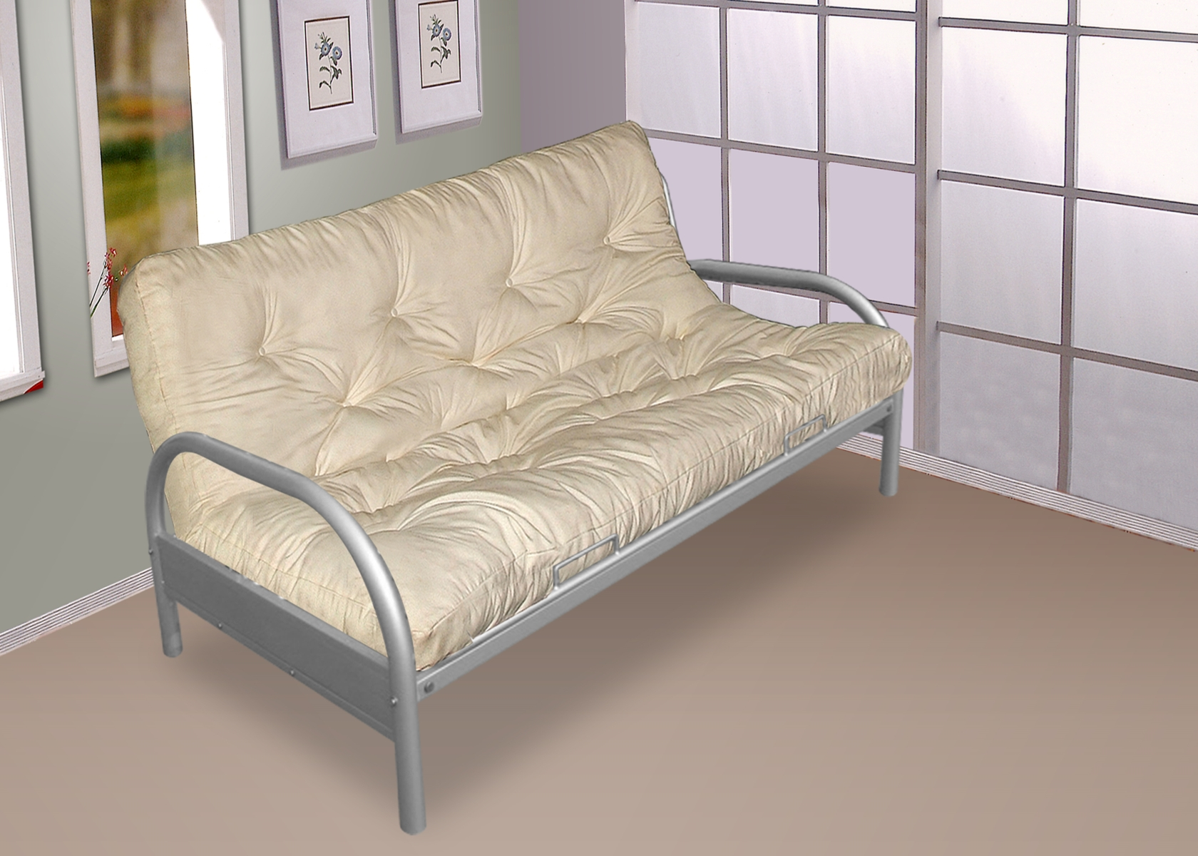 3 Seater Futon Bed