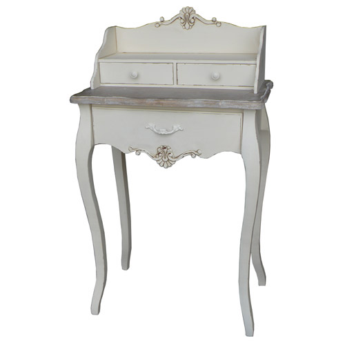 CREAM LOIRE LADIES DESK