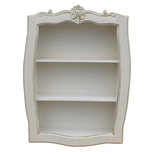 CREAM LOIRE DISPLAY SHELF