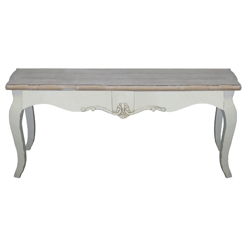 CREAM LORIE COFFEE TABLE