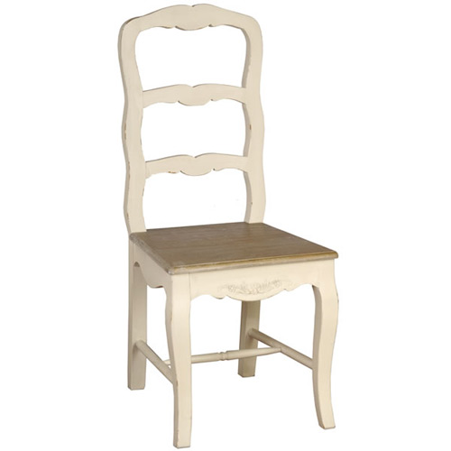 "CREAM LOIRE ""DINING CHAIR"""