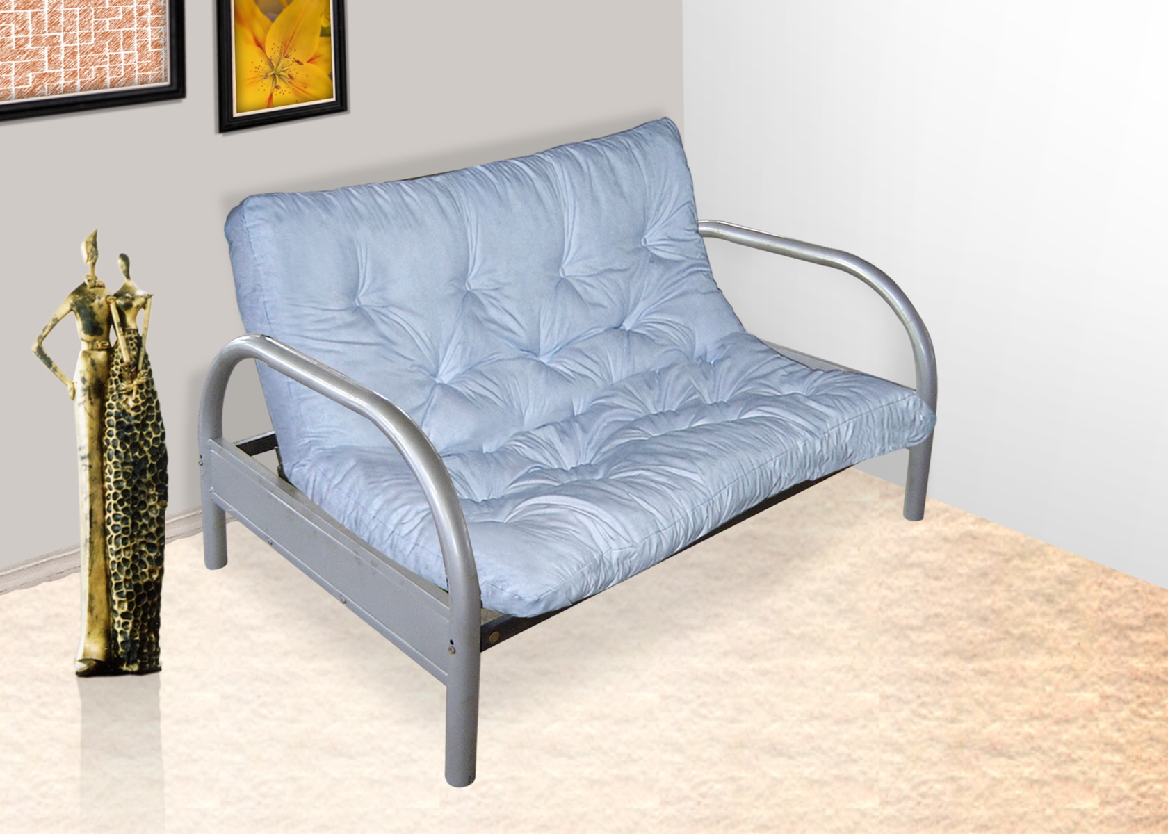 2 Seater Futon Bed