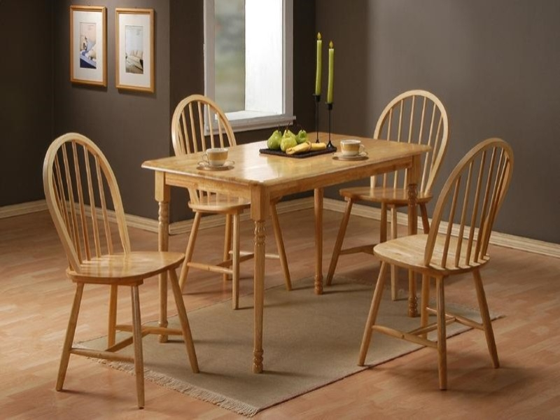 Sutton Table & 4 Chairs