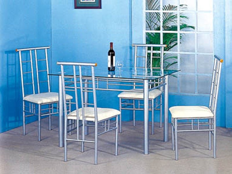 Saigon Table & 4 Chairs