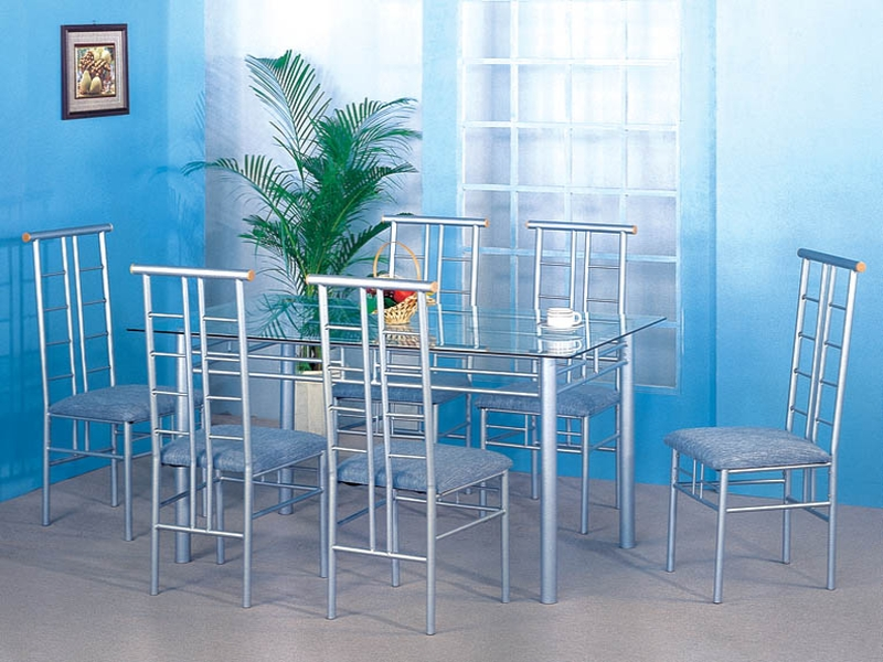 Saigon Table & 6 Chairs