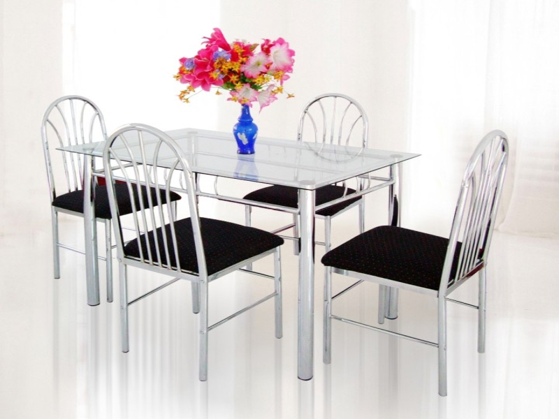 Waterloo Table & 4 Chairs