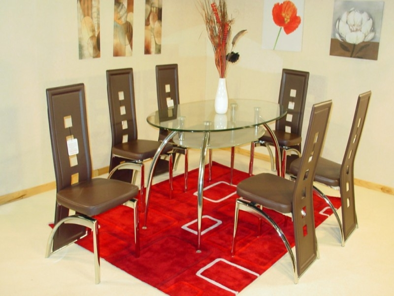 Alabama Table & 6 Chairs