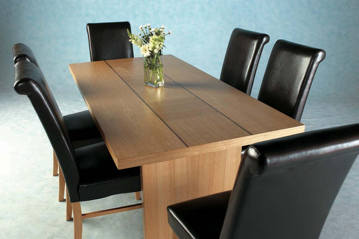 Astoria Table & 6 Chairs