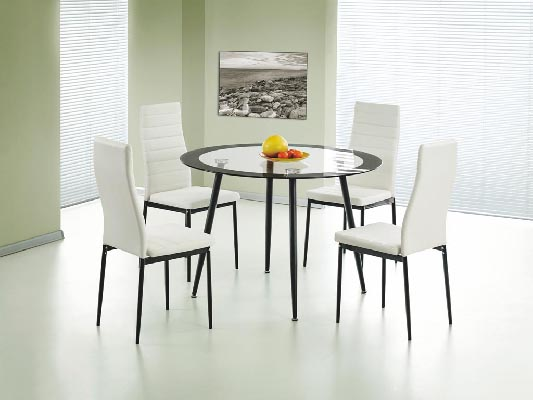 Acodia Glass Top Dining Table