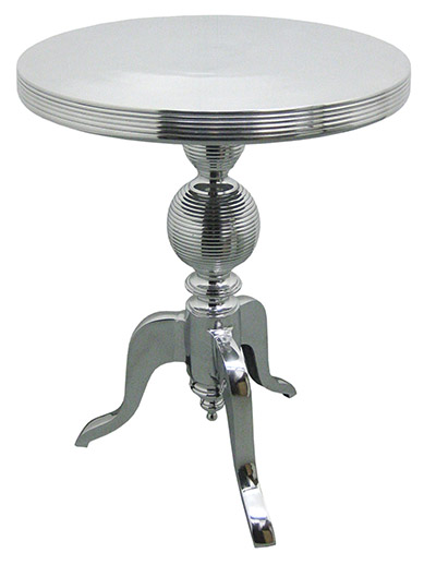 Aluminium Round Table Large