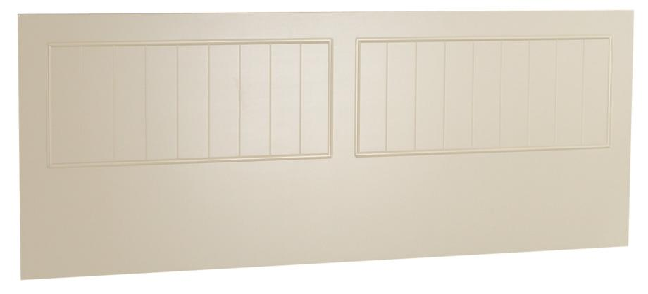 WARWICK (WHITE OR MAGNOLIA) HEADBOARD RANGE FROM