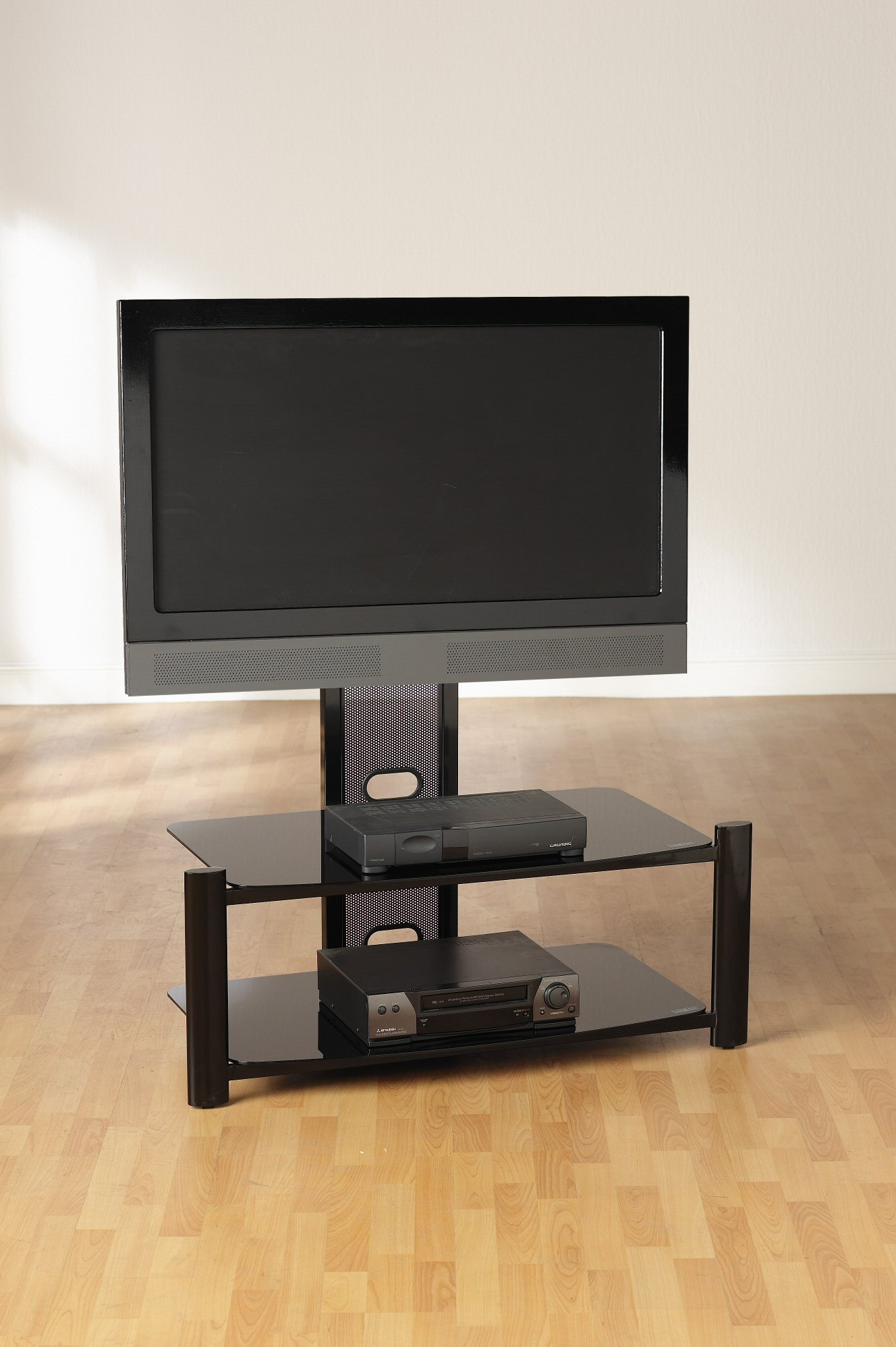 baron flat screen tv stand tbs discount furniture a large selection of ready. Black Bedroom Furniture Sets. Home Design Ideas