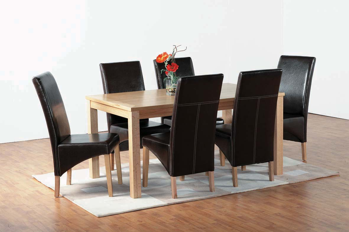 Belgravia Table & 6 Chairs