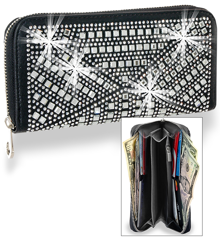Bling Rinestone Designer Purse