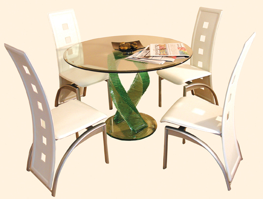 Brookland Table & 4 Chairs