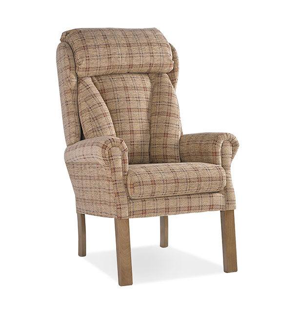 Coniston Straight Leg Fireside Chair