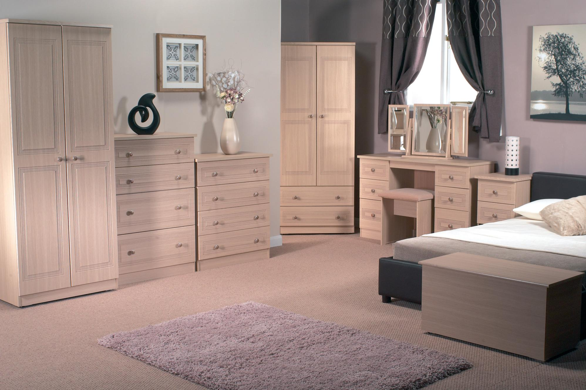 CORRIB (BEECH OR LIGHT OAK ) HEADBOARD RANGE FROM