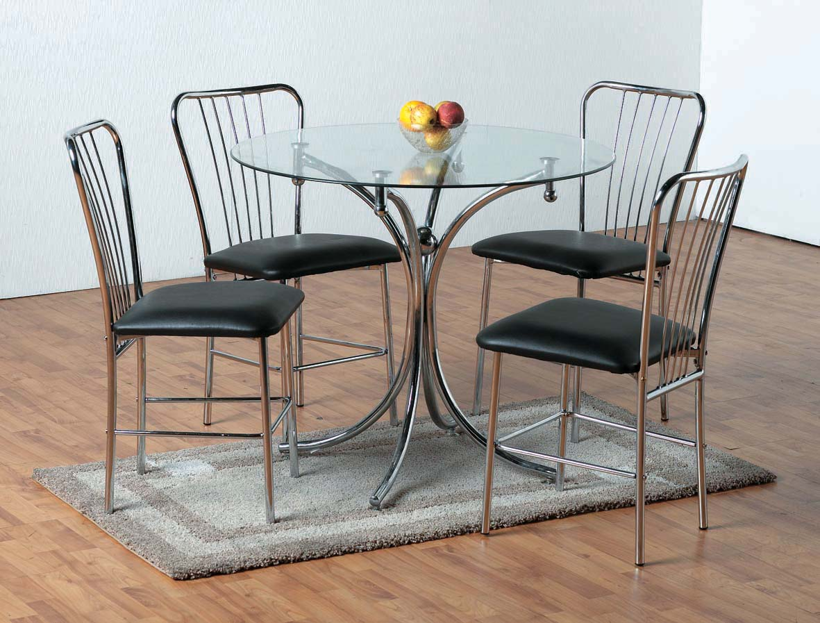 Dandie Table & 4 Chairs