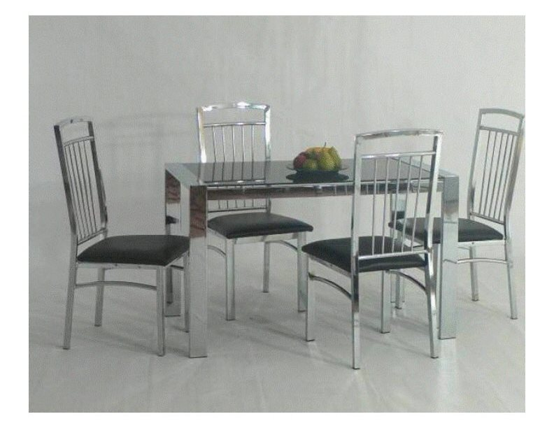 Eternity Table & 4 Chairs