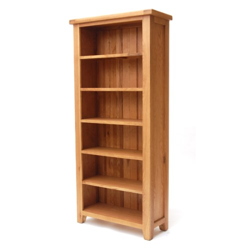 Hampshire Range Solid Oak Bookcase