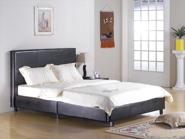 Fusion Black / Brown or White Bedsteads From