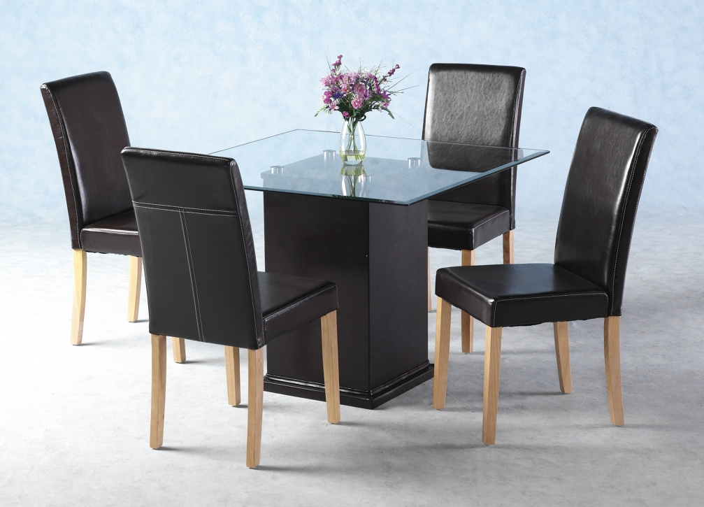 Galaxy Table & 4 Chairs