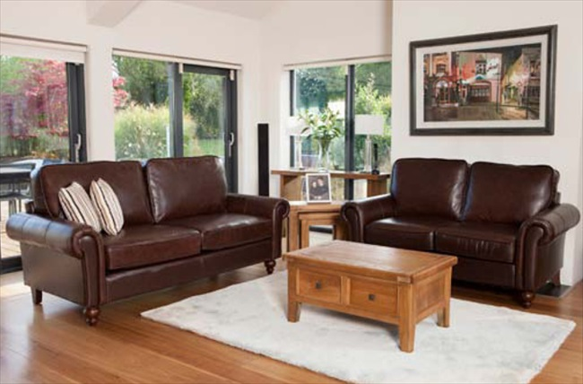 Gosford Leather Traditional Range from