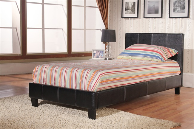 Haven Black / Brown or White pu Bedsteads From