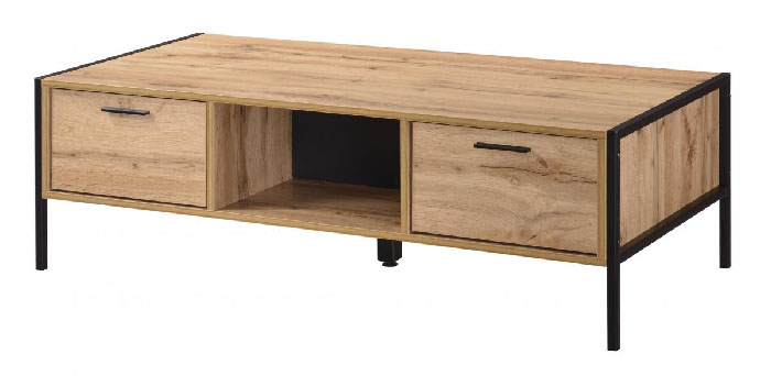 Michigan Coffee Table 4 Drawers