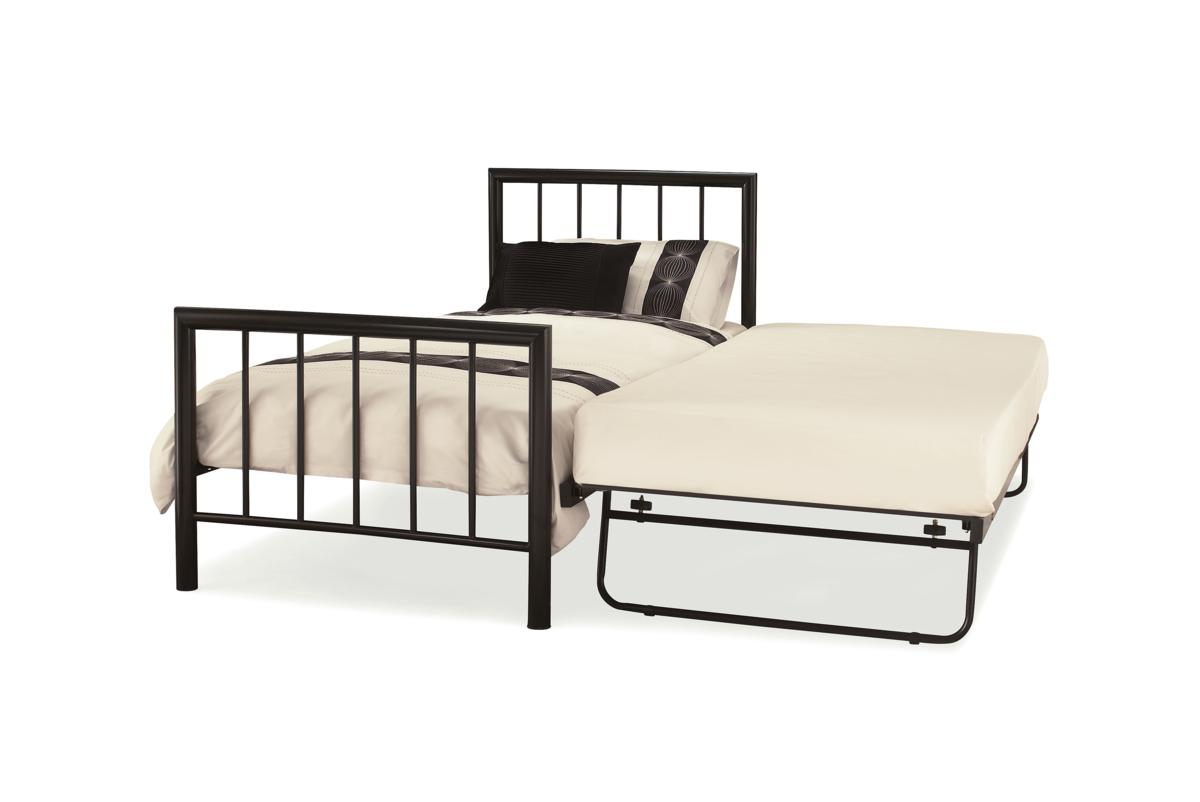 Modena Champagne or Black Bedstead From