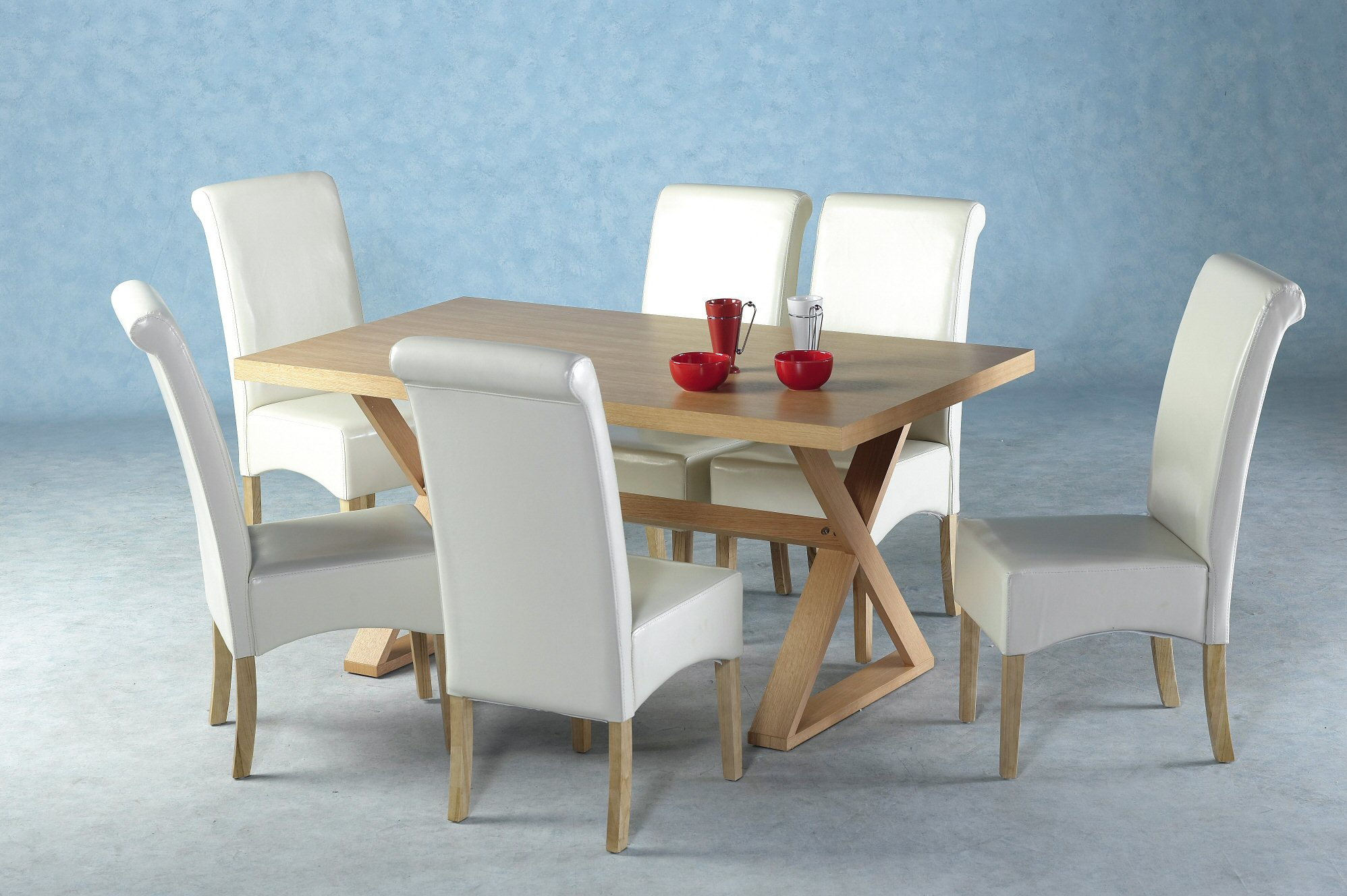 Oregon Table & 4 Chairs
