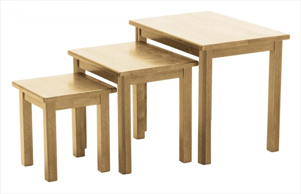 Portman Nest Of Tables Natural