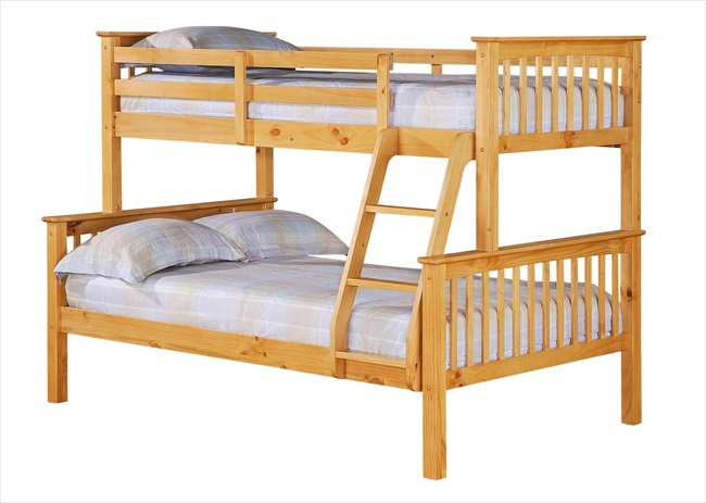 Porto Pine or White Triple Sleeper From