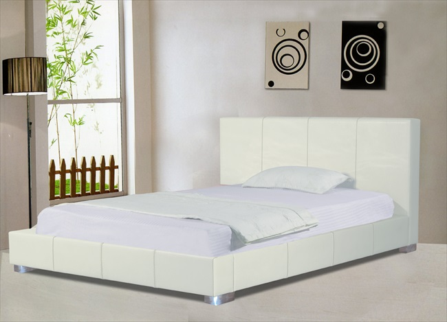 Quaker Black or White pu Bedsteads From