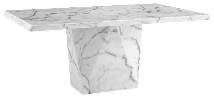 Rhine Marble Dining Table