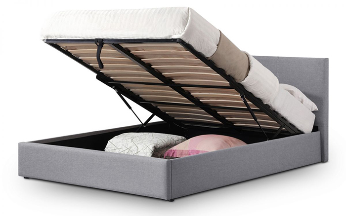 Rialto Lift-Up Storage Bed Double