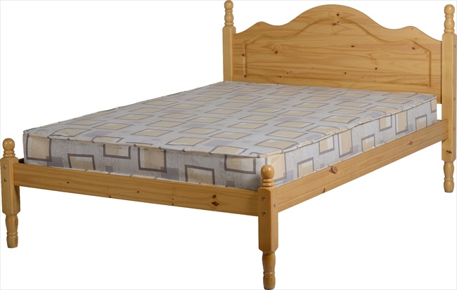 Sol Range of Pine Bedsteads From