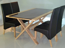 Suzie Table & 4 Chairs