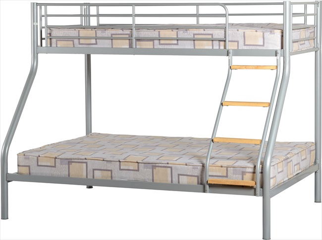 Tandi Triple Bunk Silver or Black