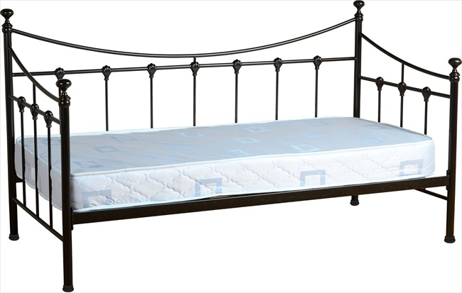 Torino Black or Cream day beds