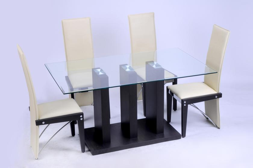 Troy Table & 4 Chairs