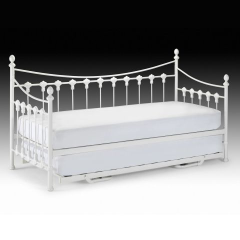 Versailles Stone White 3 ' Day Bed with Underbed