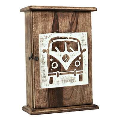 Wooden Van Key Box