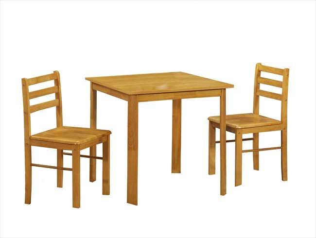 York Small Table & 2 Chairs