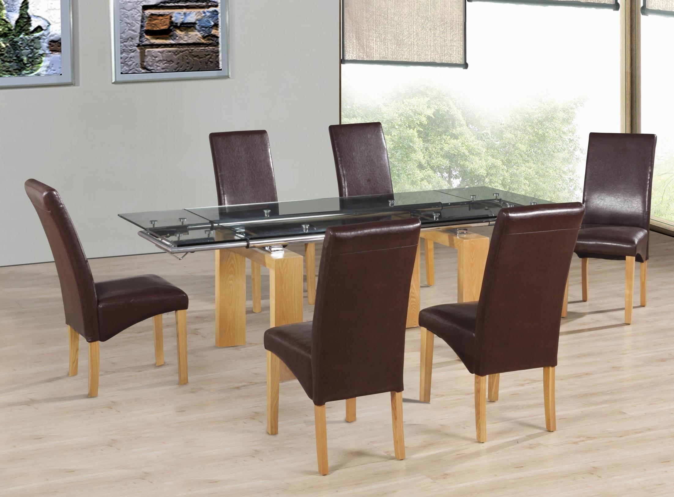 Zurich Extending Table & 6 Chairs
