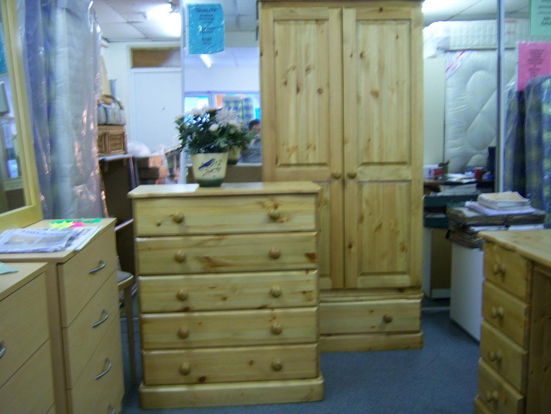 Coppice Rangeover Bed Wardrobe Fitments Tbs