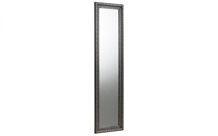 Allegro Pewter Dress Mirror